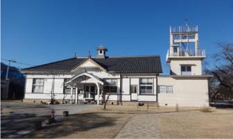 旧飯田測候所